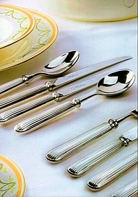 Panel Reed Titanic Cutlery